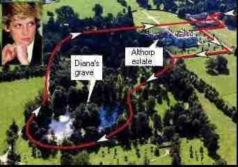 pin dianas burial on pinterest